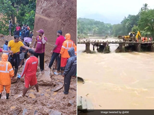 Photo : केरल में बाढ़ से हालात बेकाबू, हर तरफ दिखा तबाही का मंज़र