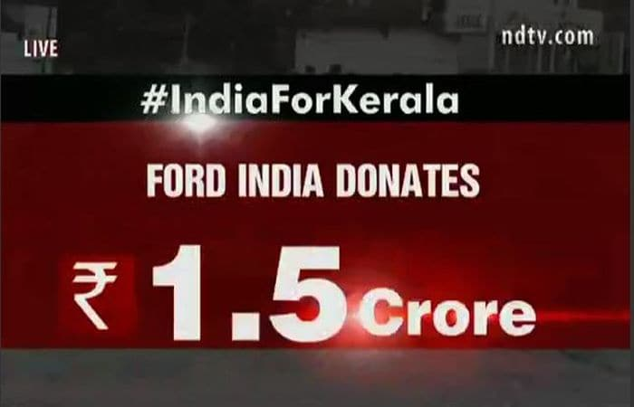 Thank You, Donors: Over Rs. 10.23 Crore Raised During #IndiaForKerala Telethon To Rebuild Kerala