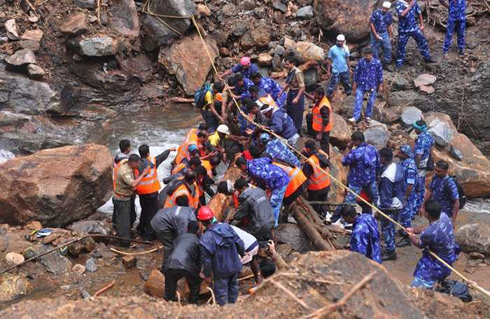 In Pics: 1 Million In Relief Camps, Kerala Hopes To Rebuild After Floods