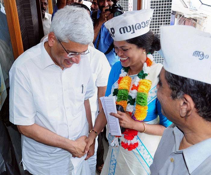 On the campaign trail: in God\'s own country