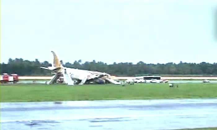 Kochi: Plane skids off the runway