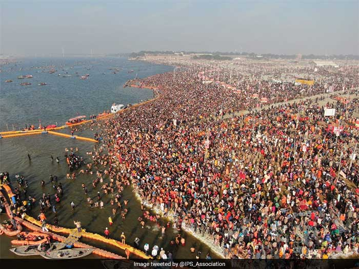 Kumbh Mela 2019: Over 1 Lakh Toilets Installed, Will This Be A \'Swachh Kumbh\'?