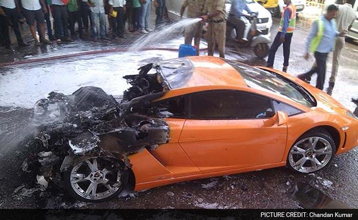 Lamborghini Gallardo Car Price In India
