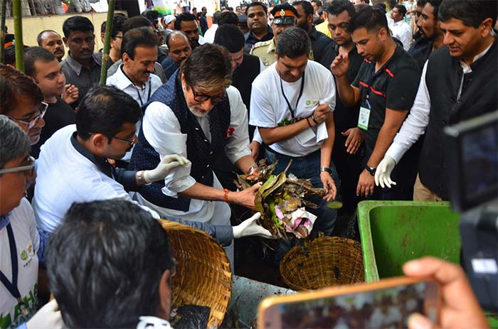 Banega Swachh India Maha Cleanathon Kicks-Off