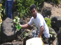 Photo : Move Over Beach Clean Ups As This 31-Year-Old Cleans Waterfalls In Maharashtra