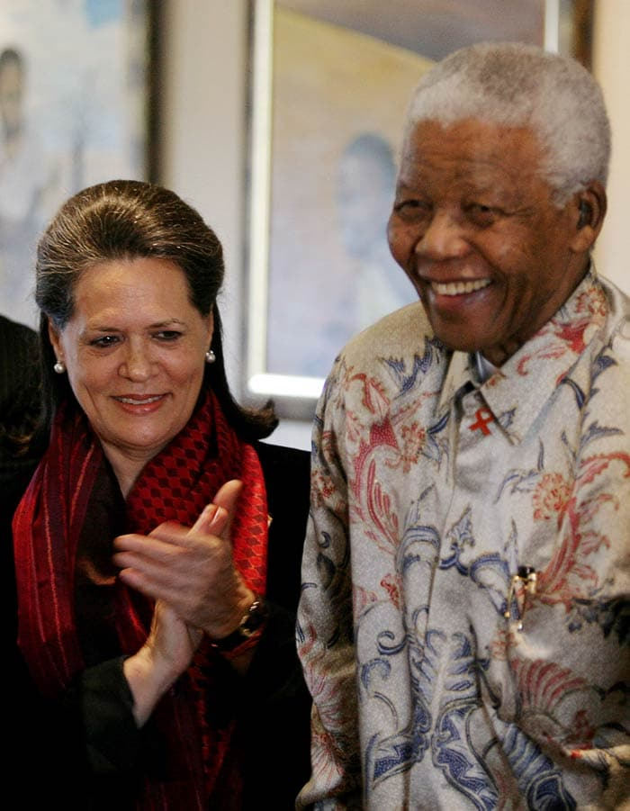 Nelson Mandela and his Indian connection