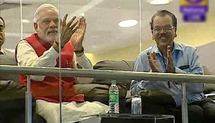 India\'s Mangalyaan Successfully Enters Mars Orbit