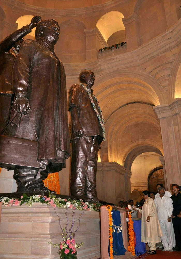 Mayawati Inaugurates Rs 685 Crore Park Photo Gallery
