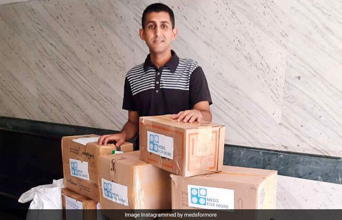 COVID Warriors: Meds For More, A Mumbai Doctor Couple\'s Initiative To Collect Unused COVID-19 Medicines