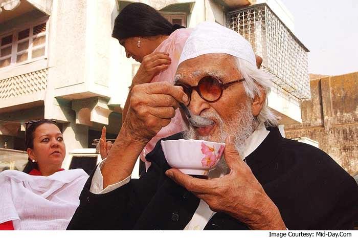 Rare pics: The Husain you may not have seen