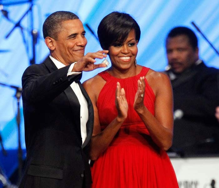 Michelle Obama: Likes fashion, loves to dance