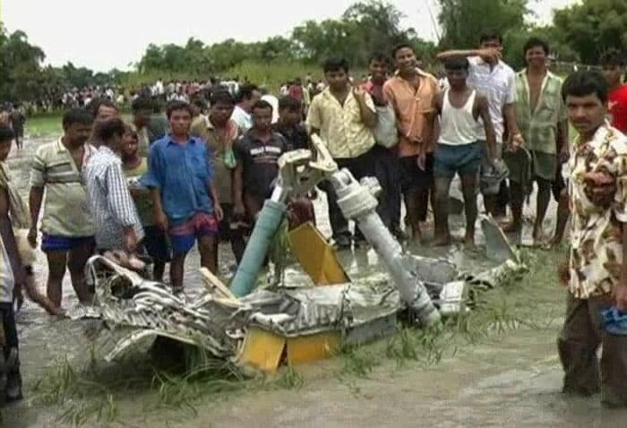 Mig-27 crashes in West Bengal\'s Jalpaiguri