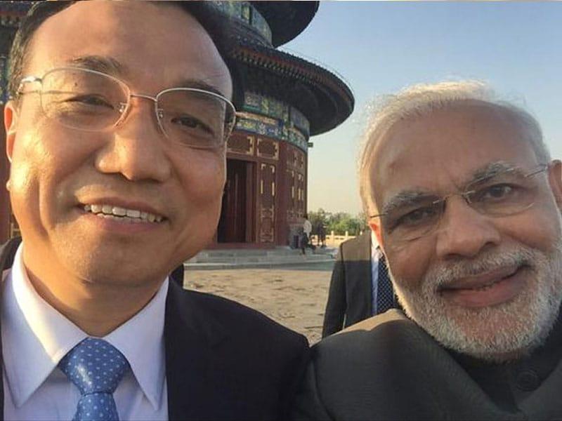 Photo : Best Moments of PM Narendra Modi's 3-Day China Visit