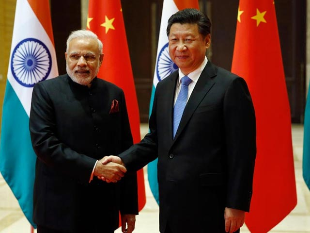 Photo : PM Modi Spends Day One of His China Visit in President Jinping's  Hometown