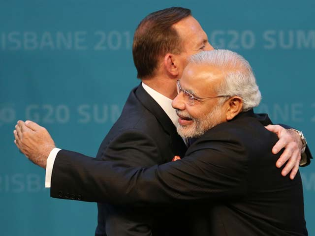 Photo : Hugs and Handshakes: PM Modi Much Sought After at G20
