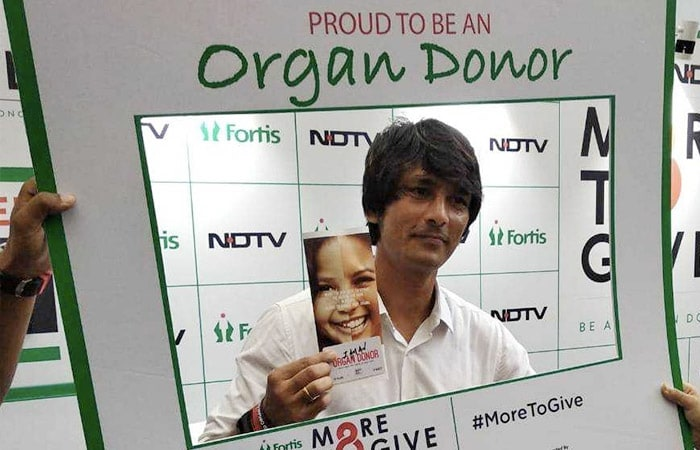 Hundreds Gather Across Many Cities To Pledge Their Organs And Hope To Improve India\'s Poor Organ Donation Rates