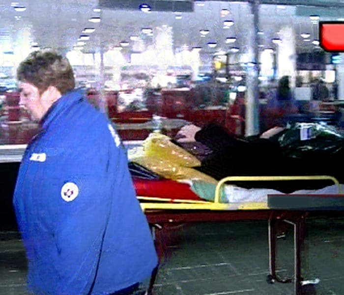 At least 35 killed, 130 injured in Moscow airport terror attack