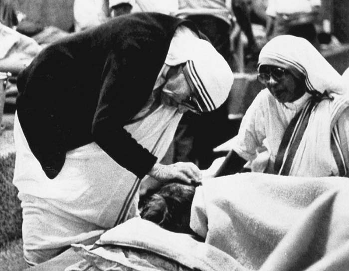 In Pictures: Mother Teresa\'s Path To Sainthood