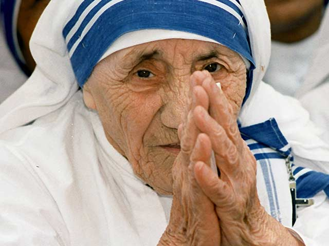 Photo : In Pictures: Mother Teresa's Path To Sainthood