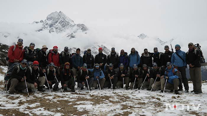 From Khumjung to Khumbu: Team Everest Journey Continues With Same Grit