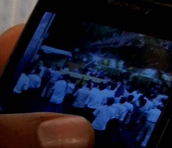 Mumbai Blasts: Pictures from Viewers