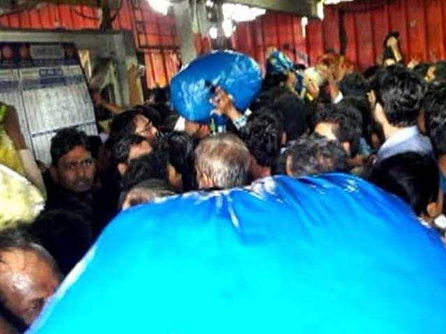 Photo : Photos: Mumbai Stampede That Took 22 Lives