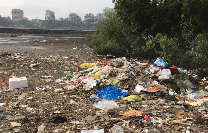 Highlights From The Clean-Up Drive At Mumbai: #SwachhIndia Cleanathon