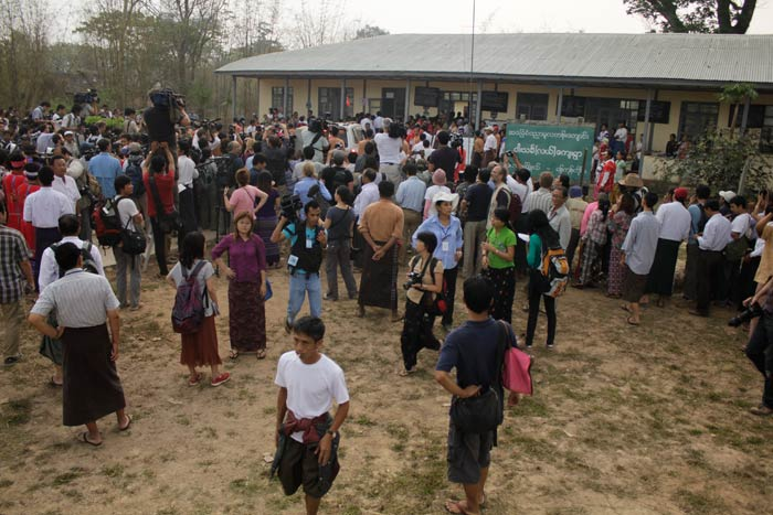 Myanmar\'s historic polls after 22 years