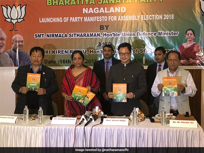 Nagaland Assembly Elections 2018: Parties, Candidates Gear Up For February Polls