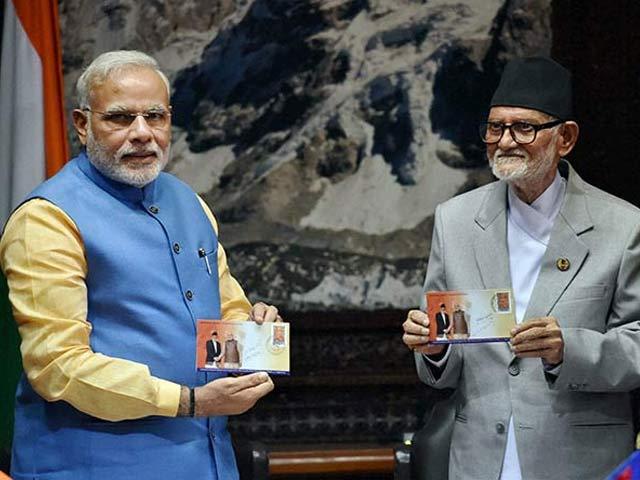 Photo : Nepal Enthralled by PM Modi's Visit