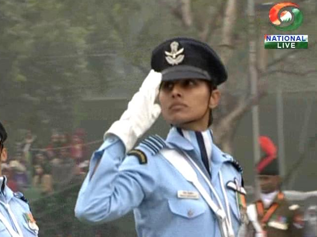 Photo : Nari Shakti Spearheads The Republic Day Parade