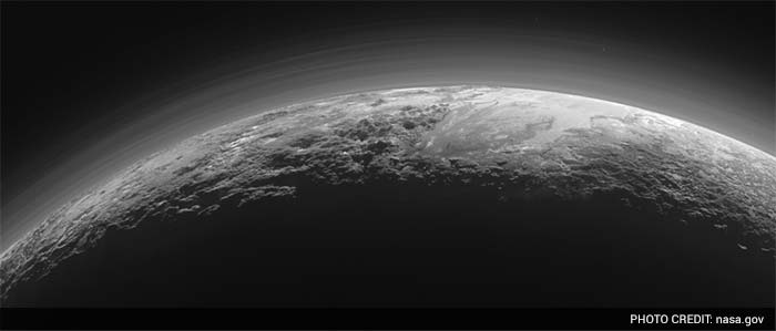 Nasa Probe Releases Stunning New Images of Pluto