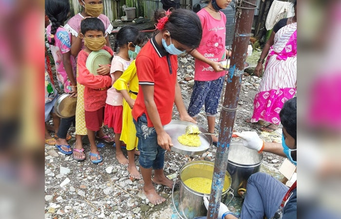 COVID Warriors: Feeding India Nutritious Food Amid Coronavirus Crisis