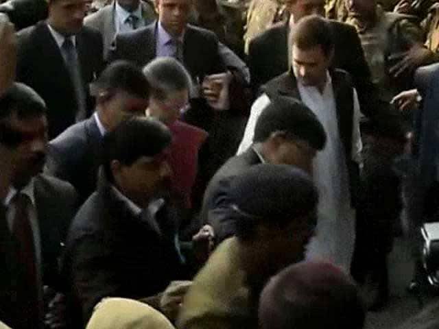 Photo : National Herald Case: Sonia Gandhi, Rahul Gandhi Appear in Court, Get Bail