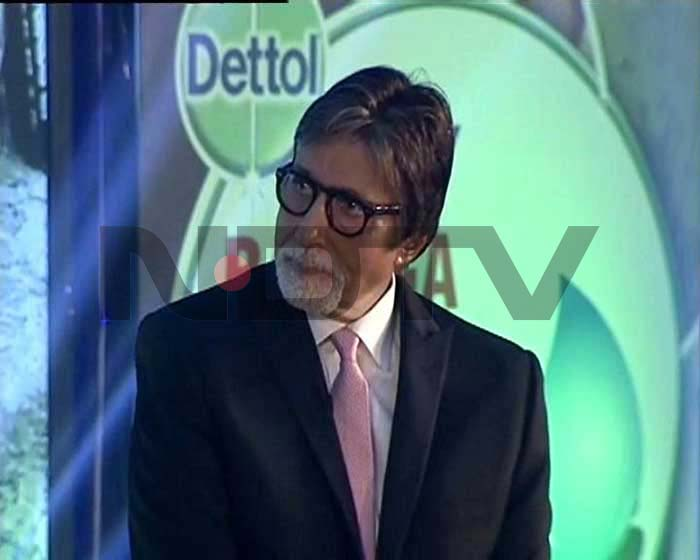 Dettol and NDTV Launch a Nationwide Campaign - Banega Swachh India