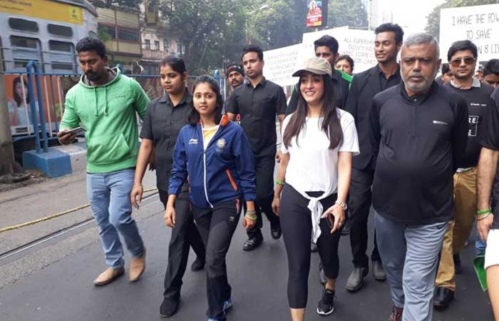 NDTV-Fortis More To Give - Kolkata Walks For A Cause