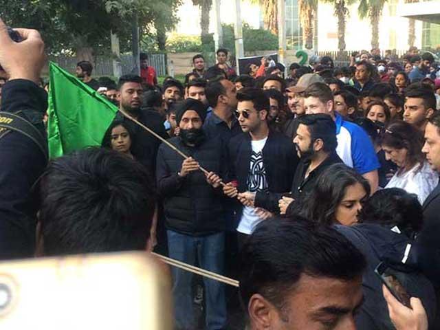 Photo : NDTV-Fortis Walkathon Flag Off Across India