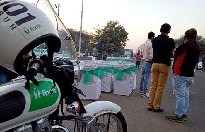 NDTV-Fortis More To Give - Jaipur Walks For Organ Donation