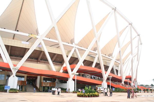 Jawaharlal Nehru Stadium inaugurated for Commonwealth Games