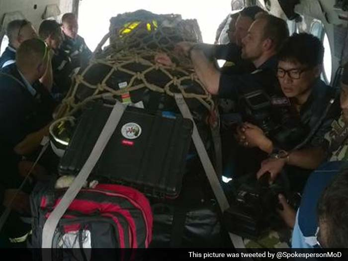 Indian Armed Forces Help in Nepal Rescue and Relief Operations After Devastating Earthquake