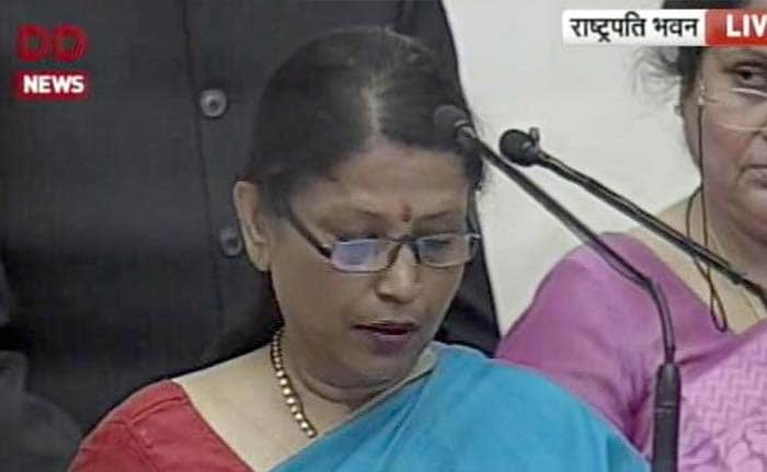 Meet The New Faces Included In PM Modi\'s Council Of Ministers