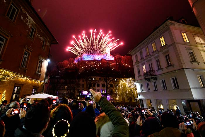 New Year 2018: Celebrations All Around The World