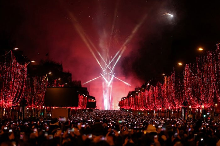 Countdown To New Year 2019, In Photos