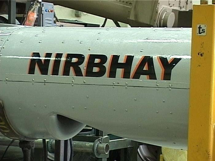 India\'s cruise missile Nirbhay\'s maiden test