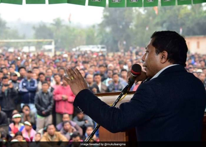Parties Campaign Extensively Ahead Of Assembly Polls In Meghalaya, Nagaland And Tripura