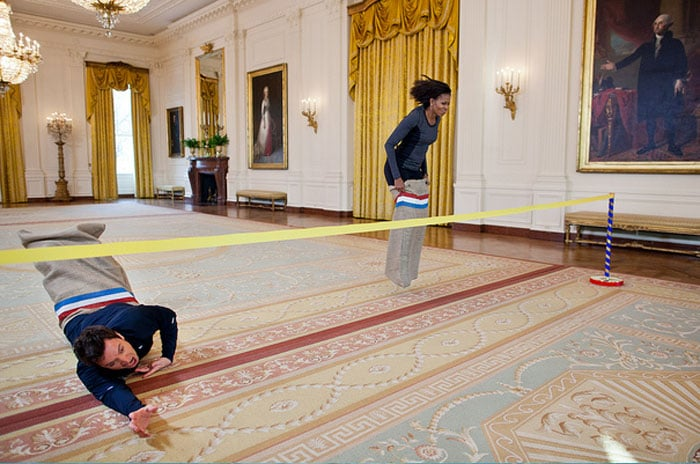 15 photos of the Obamas you\'ve never seen