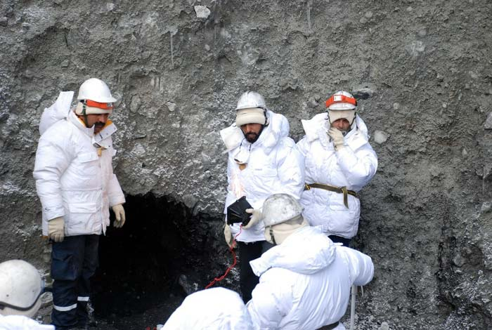 Rescue operations at Gayari Sector after Pakistan avalanche