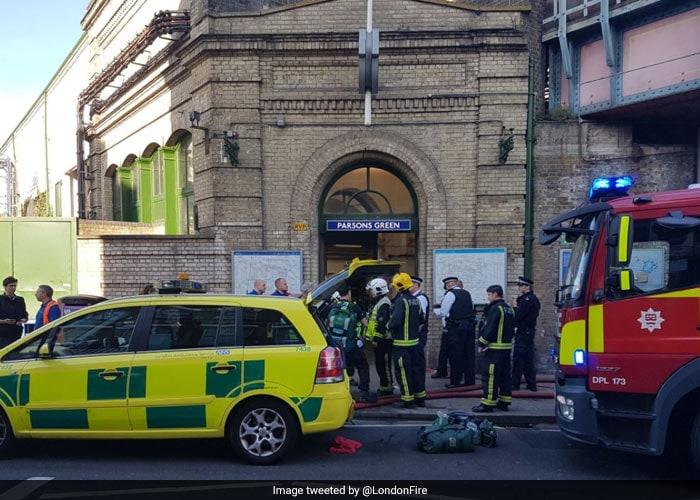 Panic In London Underground