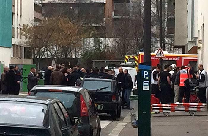 Deadly Shooting at French Satirical Newspaper Office in Paris