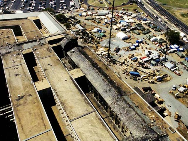 Photo : 5 Never-Seen-Before Pictures Of Massive Destruction At Pentagon On 9/11